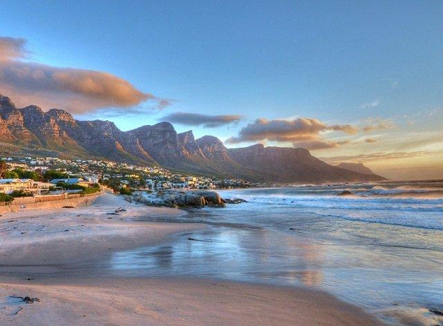 Melhores praias da Cidade do Cabo