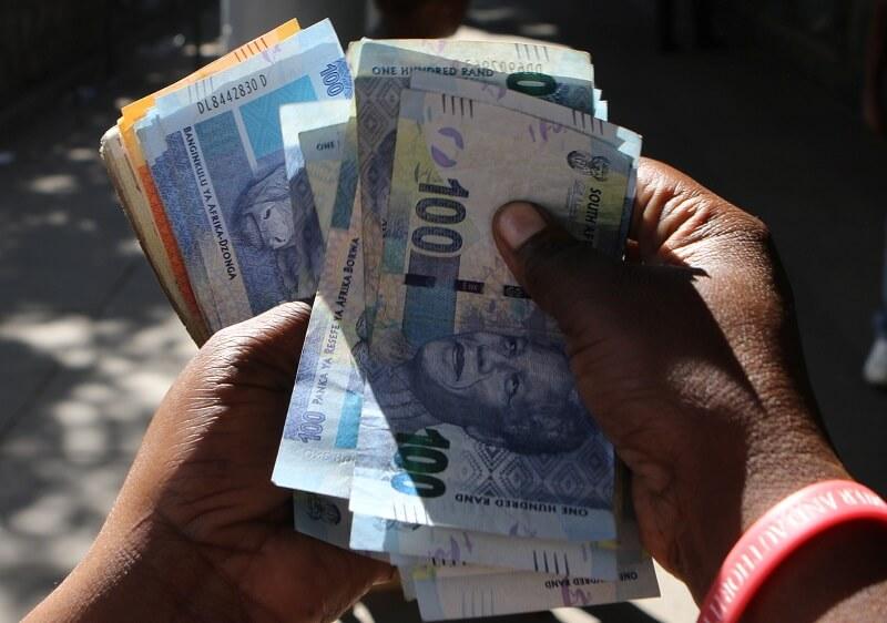 Rand sul-africano
