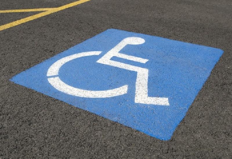 Deficientes físicos na Cidade do Cabo