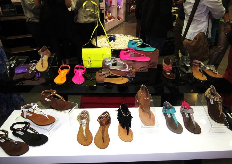 Comprar calçados no shopping Canal Walk na Cidade do Cabo