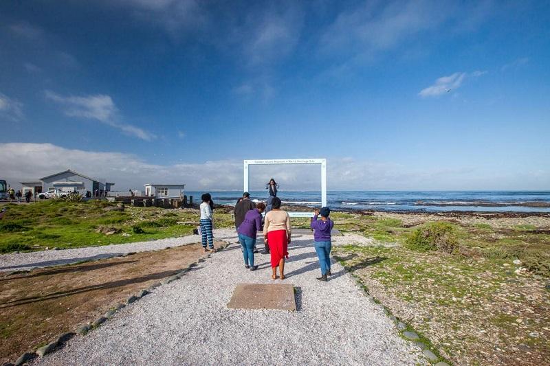 Ilha Robben na Cidade do Cabo