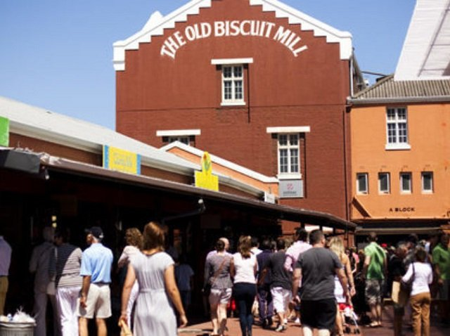 The Old Biscuit Mill na Cidade do Cabo