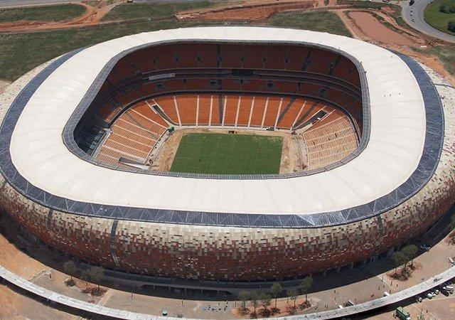 Soccer City em Joanesburgo
