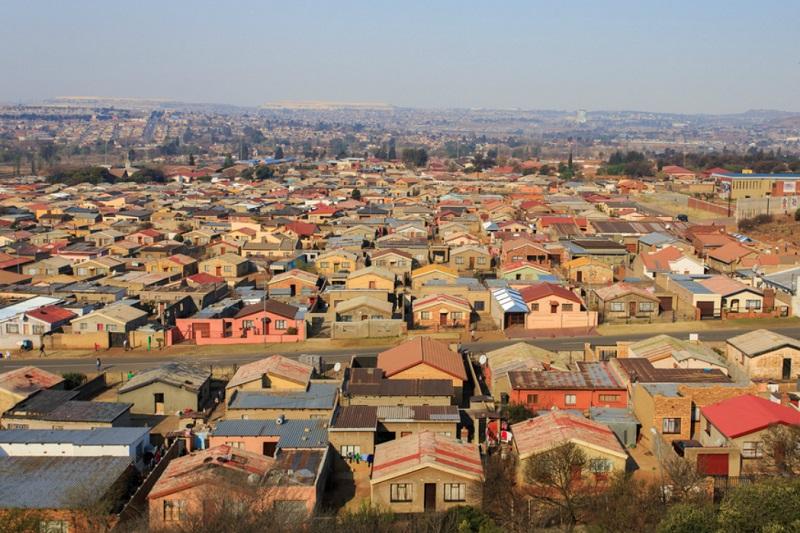 Tour por Joanesburgo & Soweto