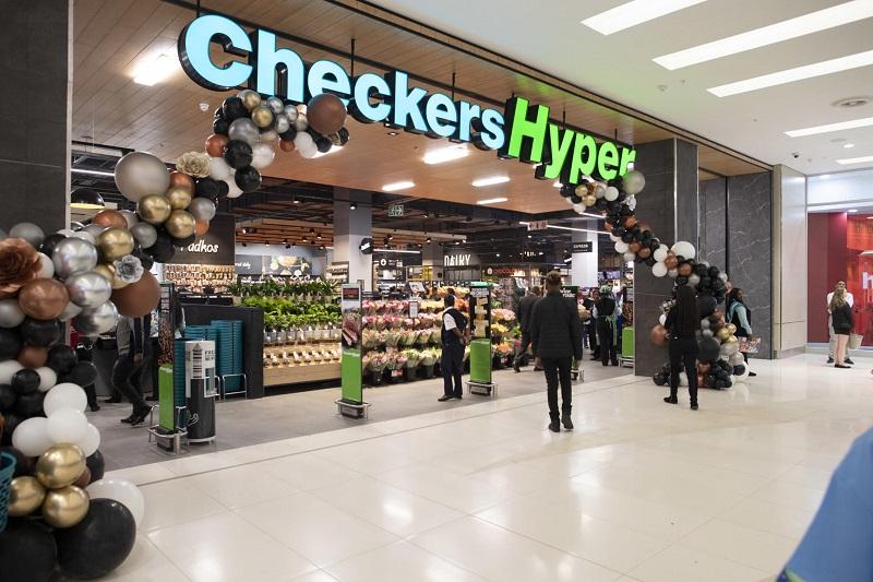 Supermercado Checkers Hyper em Joanesburgo