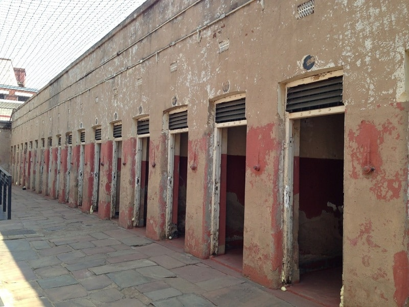 Prisão - Constituição Hill Joanesburgo