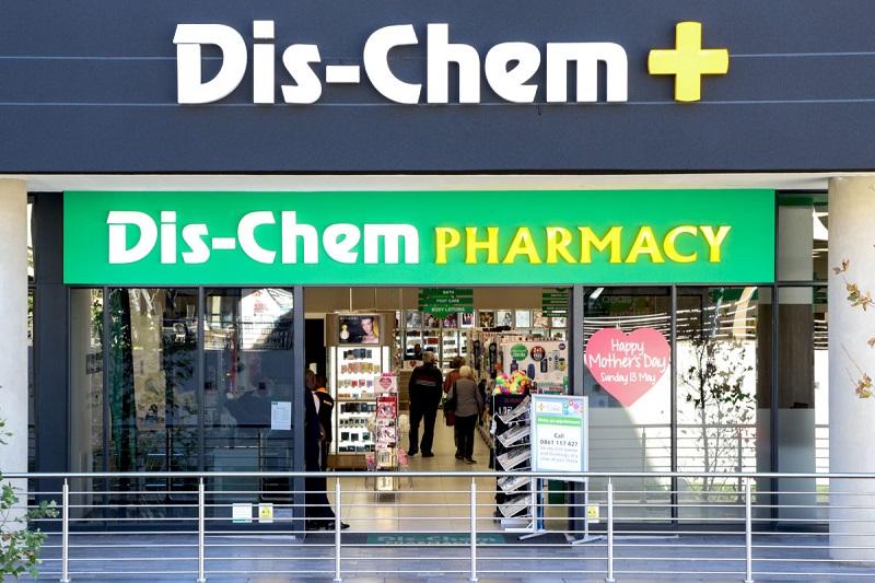 Dis-Chem Pharmacy em Joanesburgo