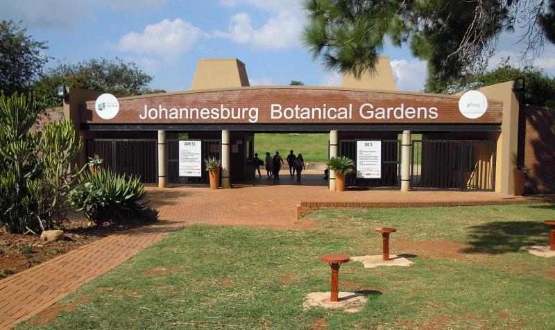 Johannesburg Botanical Garden em Joanesburgo