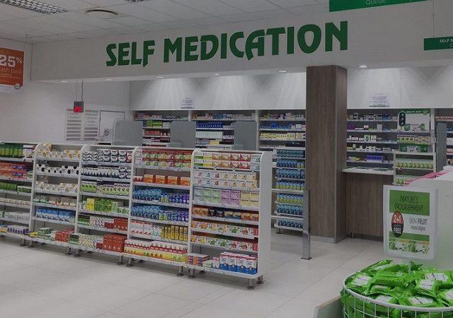 Farmácias em Joanesburgo