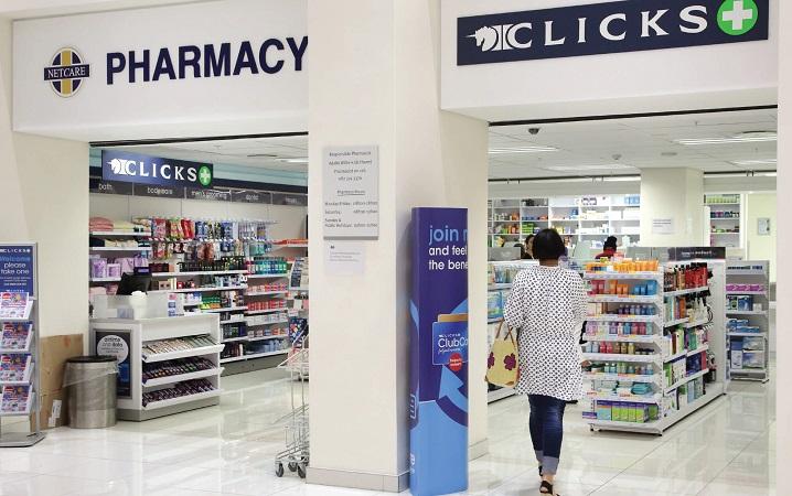 Farmácias na Cidade do Cabo