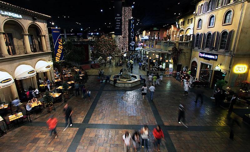 Montecasino em Joanesburgo