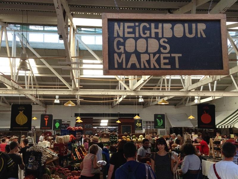 Neighbourgoods Market em Joanesburgo
