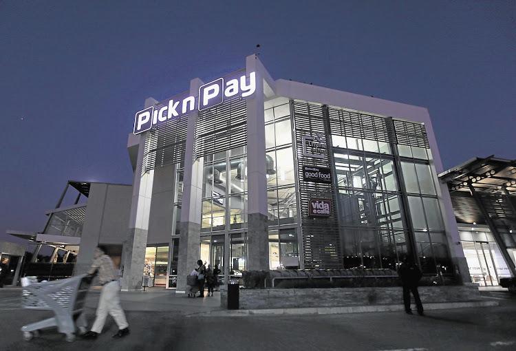 Supermercado Pick n Pay em Joanesburgo