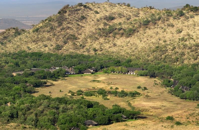 Pilanesberg National Park - Área