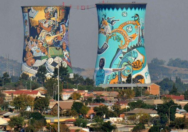 Soweto é seguro?