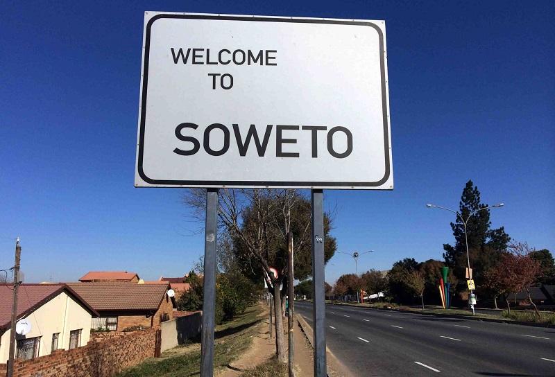Placa de Soweto - Joanesburgo