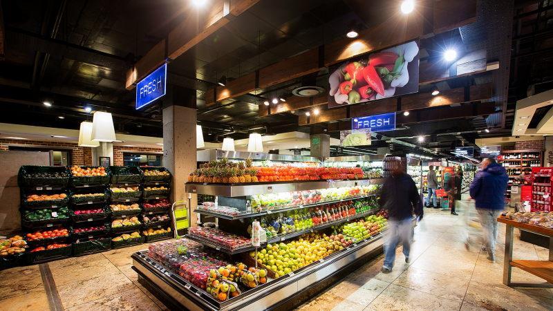 Supermercado Spar - Cidade do Cabo
