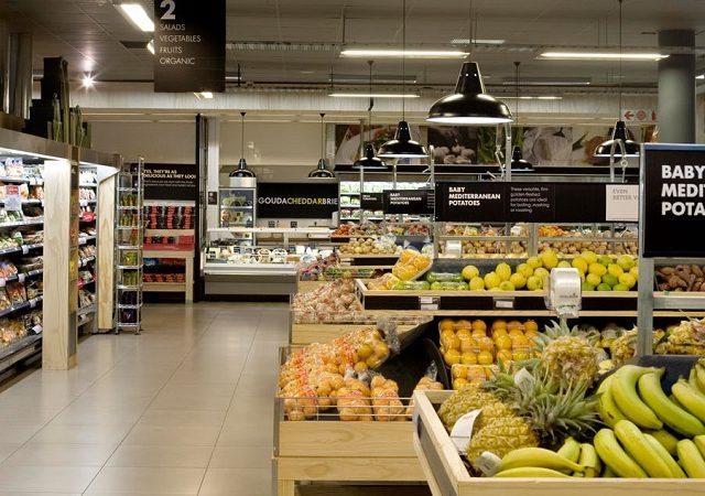 Supermercados na Cidade do Cabo