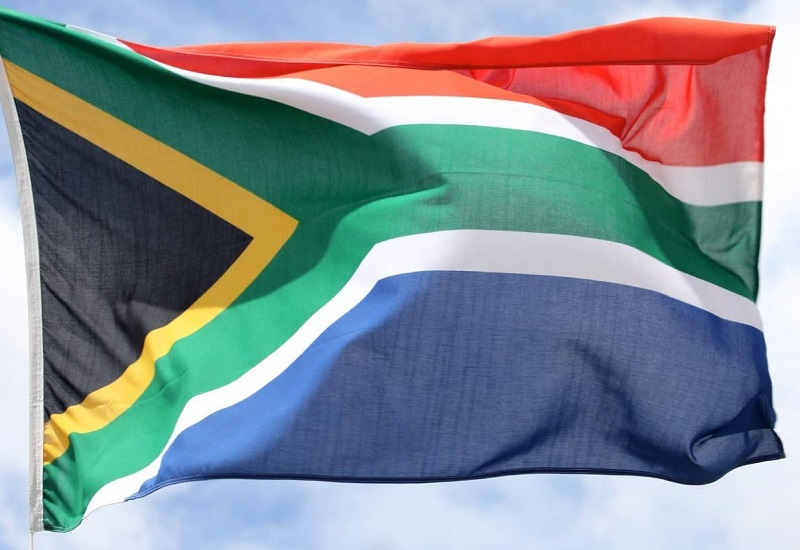 Bandeira África do Sul