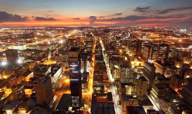 Feriados em Joanesburgo em 2020