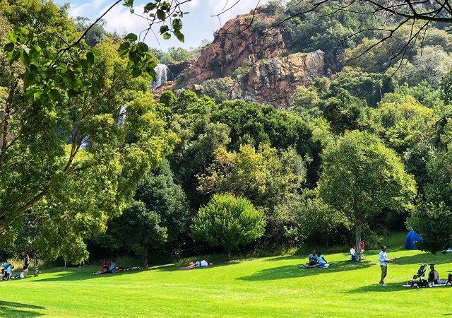 Melhores parques em Joanesburgo