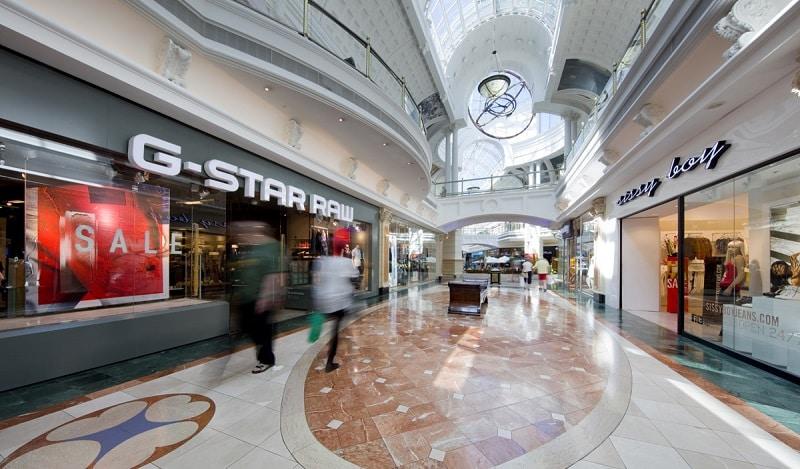 Lojas no Canal Walk Shopping Centre - Cidade do Cabo