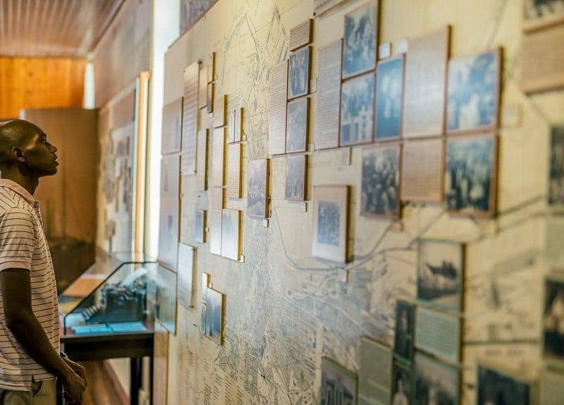 Acervo do District Six Museum - Cidade do Cabo
