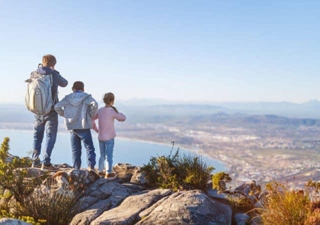 O que fazer com crianças na África do Sul