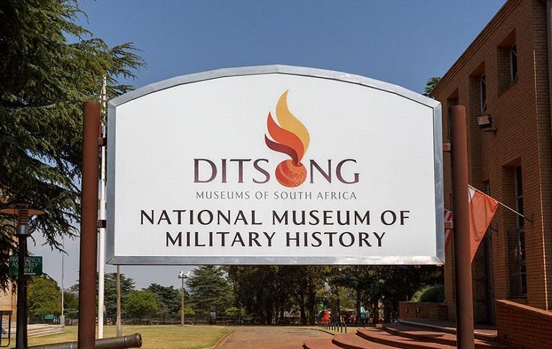 Dicas e informações sobre o Museu Nacional de História Militar em Joanesburgo