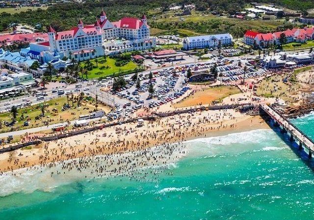 Melhores praias na África do Sul