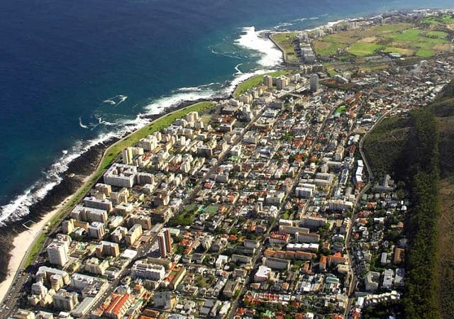 Sea Point e Green Point na Cidade do Cabo