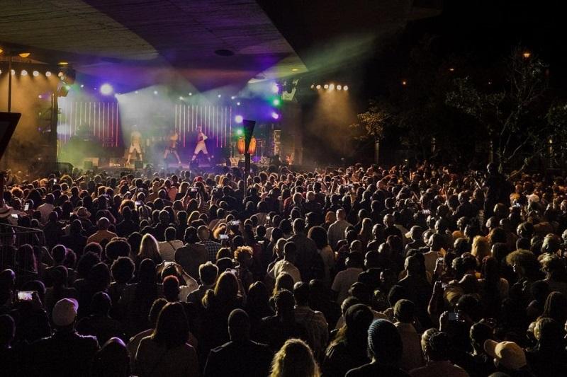 Festival de Jazz na Cidade do Cabo