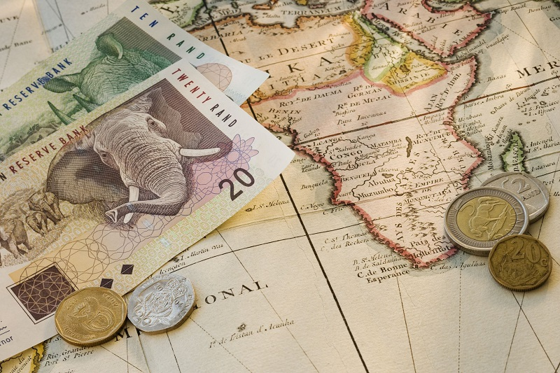 Gorjetas em Pretória - África do Sul