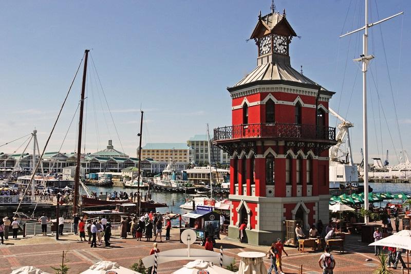 Passeio pela Cidade do Cabo