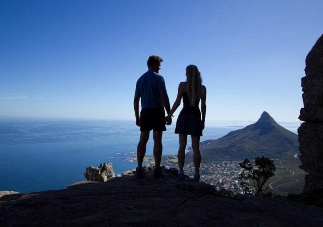 Lua de mel na África do Sul
