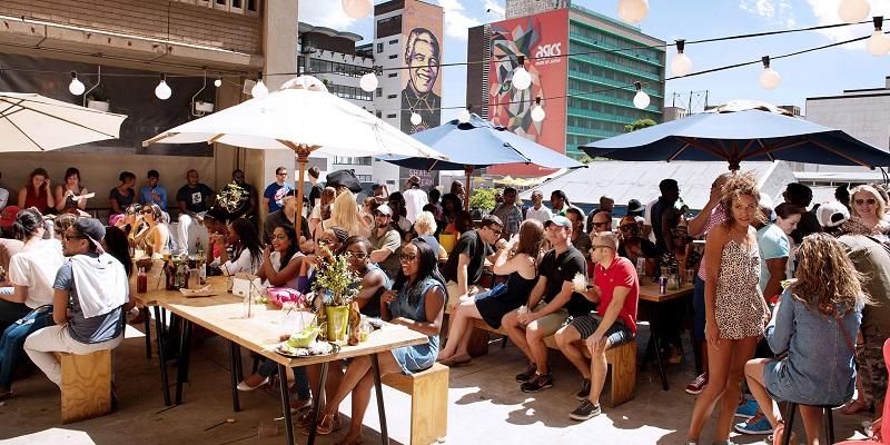 Neighbourgoods Market - Joanesburgo
