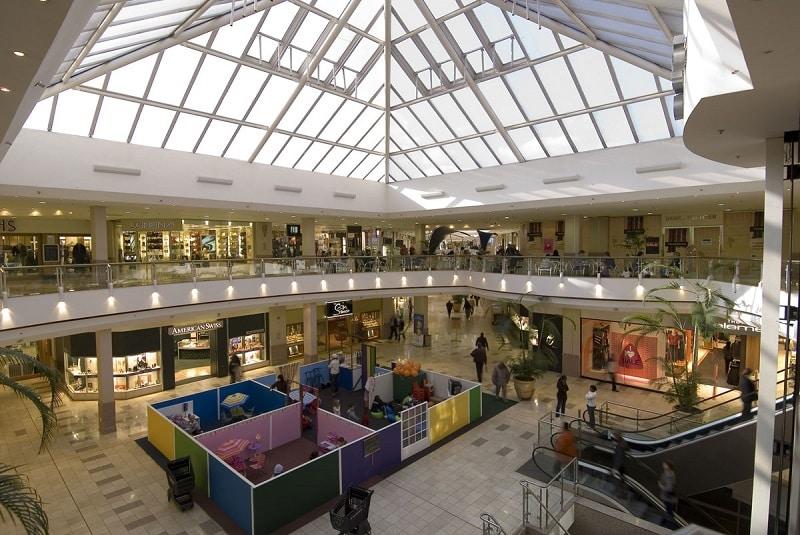Brooklyn Mall em Pretória
