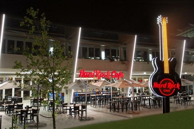 Hard Rock Cafe em Pretória