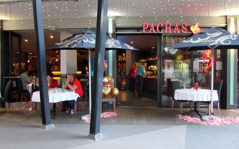 Pachas Restaurant em Pretória