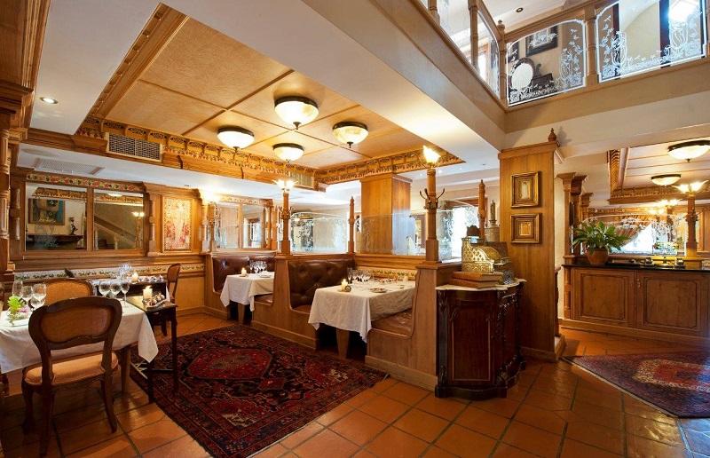 Restaurant Mosaic em Pretória