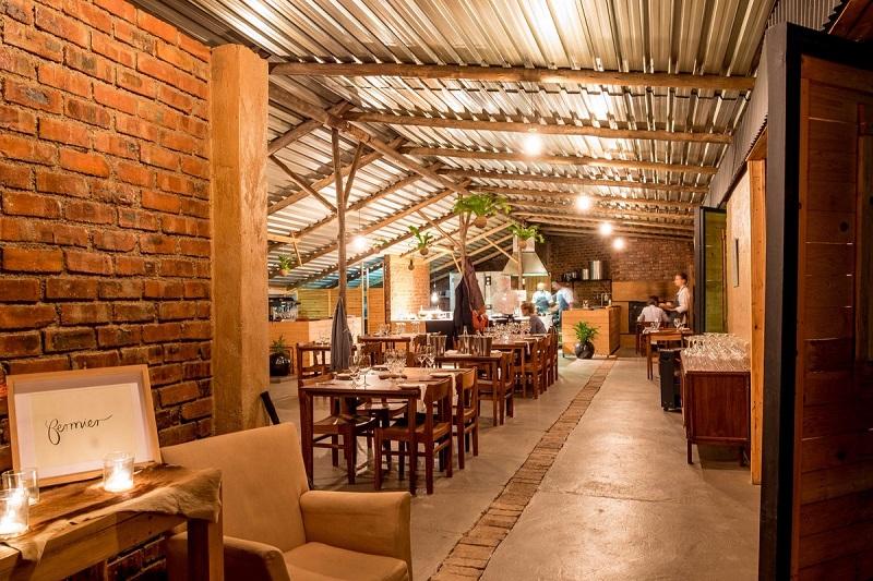 Restaurante sofisticado em Pretória