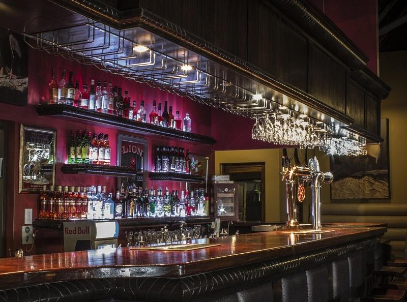 The Blue Crane Restaurant and Bar em Pretória