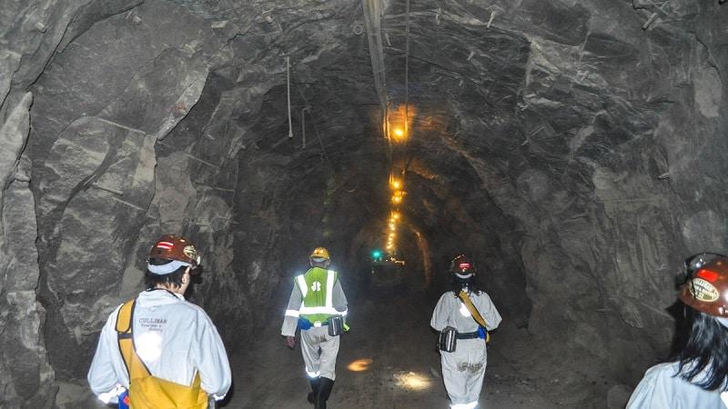 Excursão à mina de diamantes de Cullinan