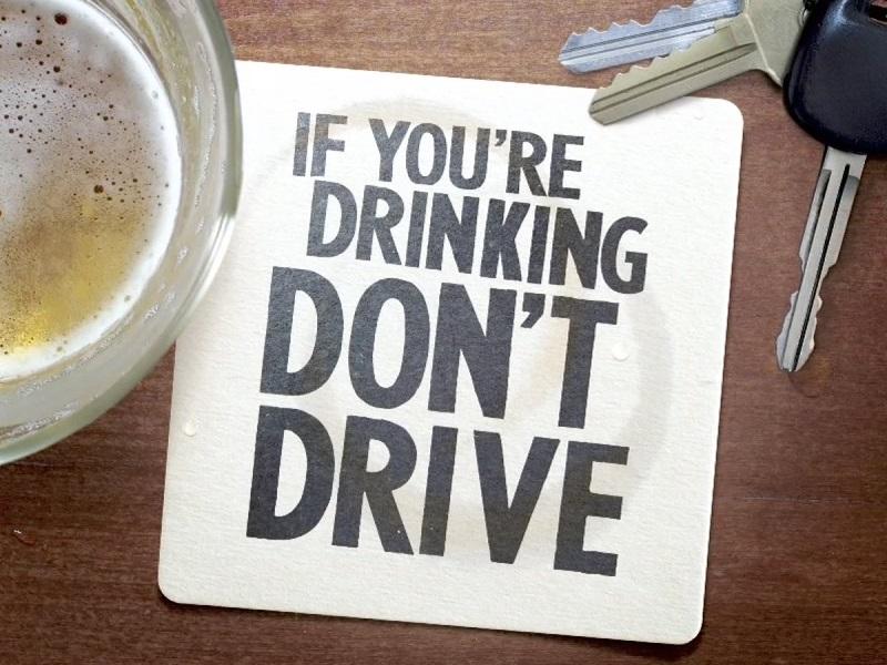 Se beber, não dirija em Joanesburgo