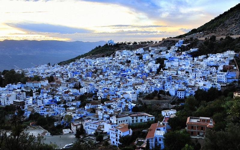 Cidade marroquina