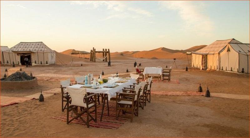 Deserto de Zagora - Marrocos