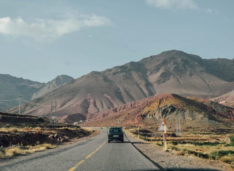 Estrada do Marrocos