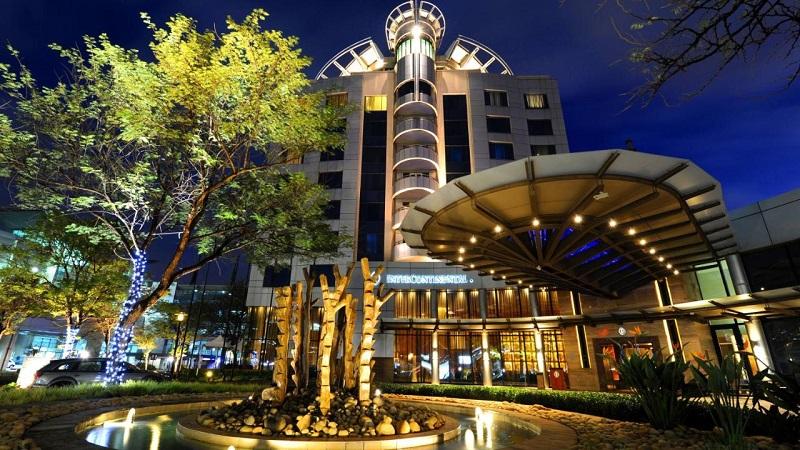 Hotel belíssimo de Joanesburgo