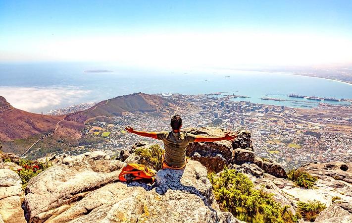 Dicas da Cidade do Cabo para viajar sozinho